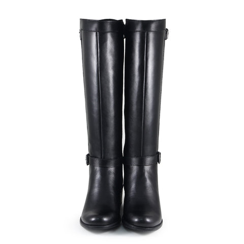 Antwerpen Knee-High Boots (Black)