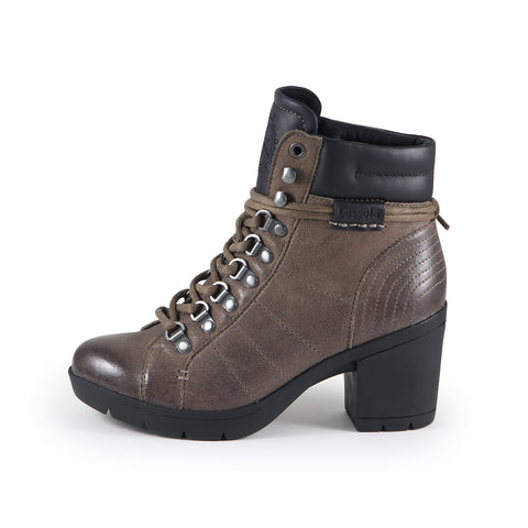 Bucharest Mountain Ankle Boots (Fossil)