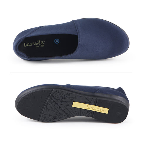 Coimbra Stretch Shoes (Denim)