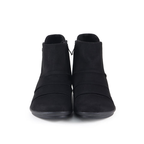 Coimbra Stretch Booties (Black)