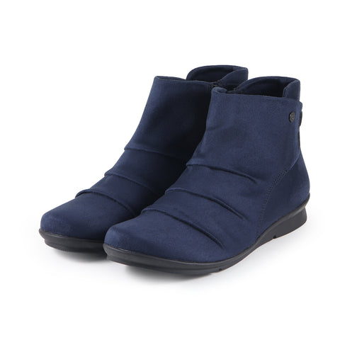Coimbra Stretch Booties (Denim)