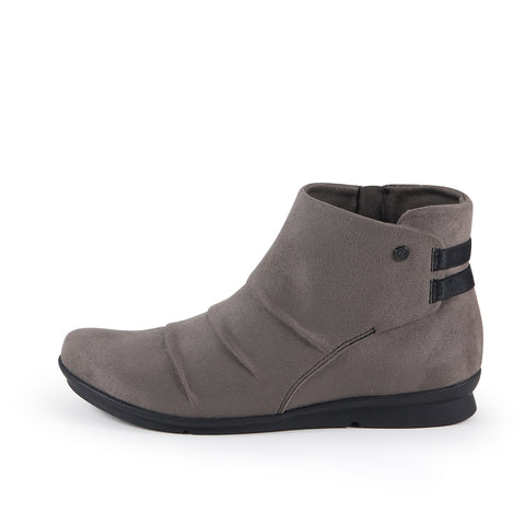 Coimbra Stretch Booties (Fossil)