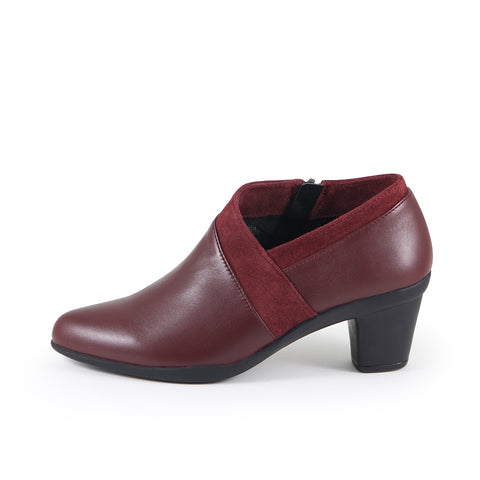Teslin Shoeties (Merlot)