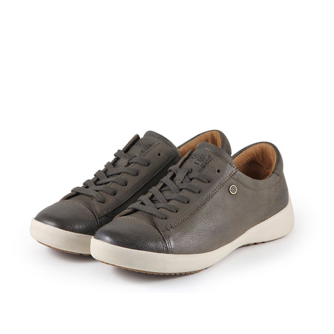 Lecce Lace-Up Sneakers (Military)