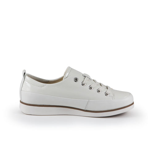 Koln Lace-Up Shoes (Bianco)