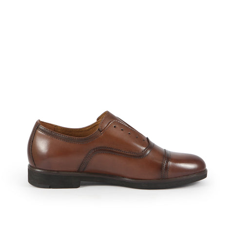Honoria Oxford Shoes (Russet)