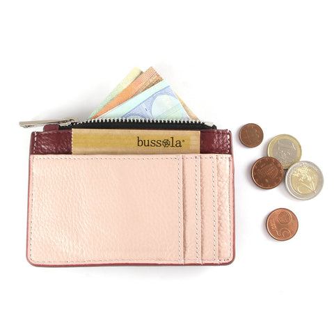 Dover Wallet with key ring