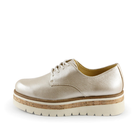 Le Mans Derby Shoes (Pearl)