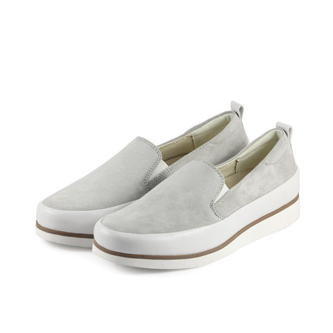Koln Slip-On Shoes (Silk Suede Vapor)