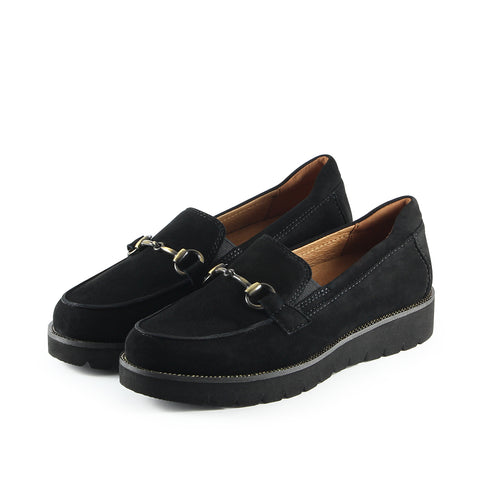Londra Loafers (Nero)