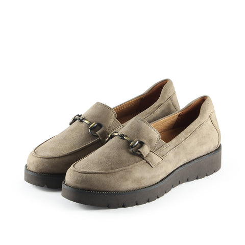 Londra Loafers (Taupe)
