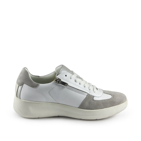 Ostuni Lace-Up Sneakers (Bianco)
