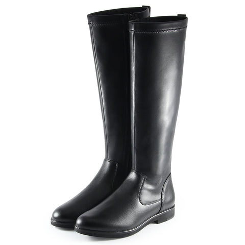 Napoli Stretch Boots (Nero)