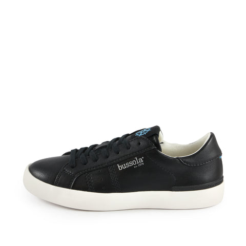 Toscana Lace-Up Sneakers (Nero)