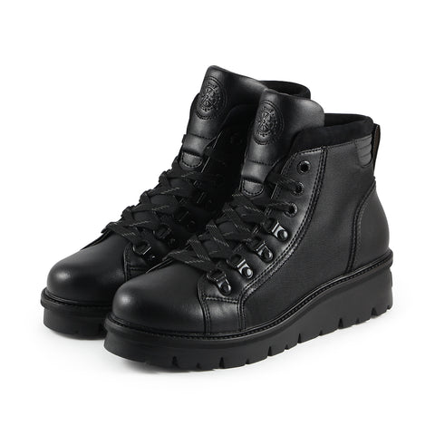 Fuji Military Ankle Boots (Nero)