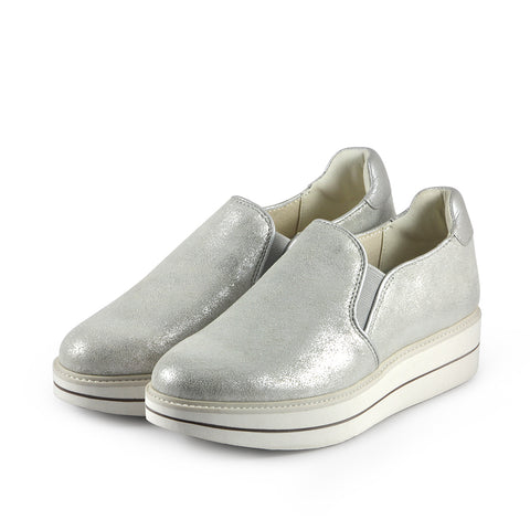 Portofino Slip-On Shoes (Metal Washed Vapor)