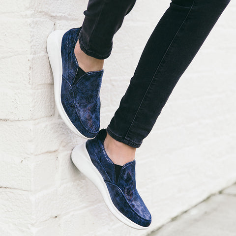 Hamilton Slip-On (Navy)