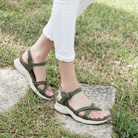 Jamaica Straps Sandals (Blush)