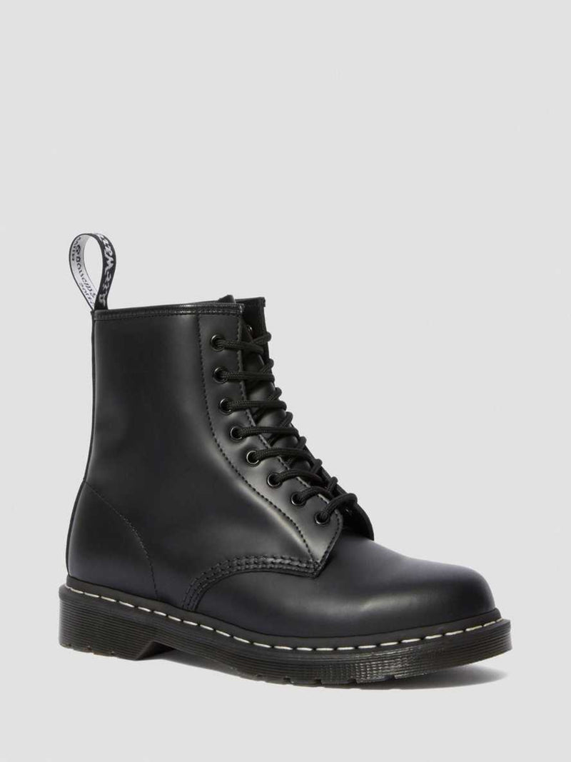 1460 WS 8 Eye Boot Black
