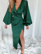 LIV EMERALD DRESS