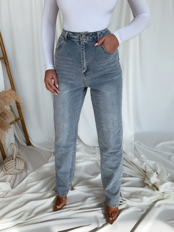 Liah Medium Wash Jeans