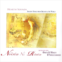 Hearth Sounds: Nóirín Ní Riain & her sons Owen and Moley Ó Súilleabháin (2013)