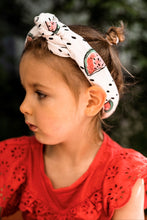 Load image into Gallery viewer, girl with hair band made of bamboo fabrics