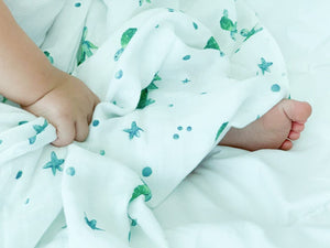 organic bamboo blanket for boys