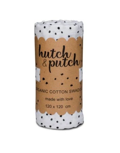 XXL Swaddle Organic Cotton • Dots