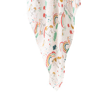 Load image into Gallery viewer, XXL Swaddle Organic Bamboo • Unicorn