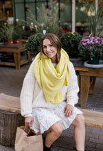 Load image into Gallery viewer, Mama Muslin Scarf • Celery