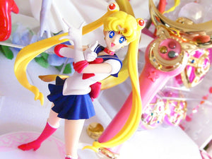 Sailor Moon girls memories figure of sailor moon BANPRESTO