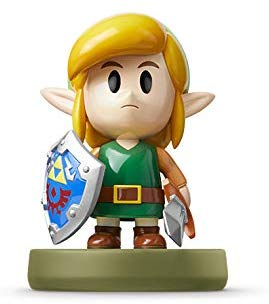 Amiibo Link The Legend Of Zelda: Link's Awakening