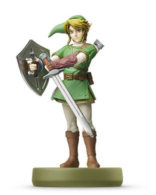 Amiibo Link Twilight Princess The Legend of Zelda