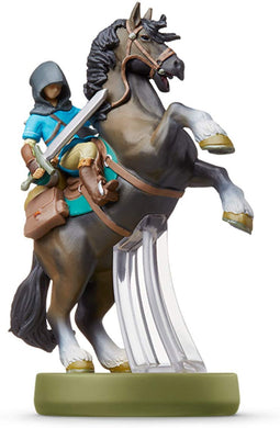 Amiibo Link (Rider) Breath of the Wild The Legend of Zelda