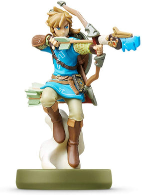 Amiibo Link (Archer) Breath of the Wild The Legend of Zelda