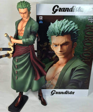 Load image into Gallery viewer, Zoro one piece GRANDISTA