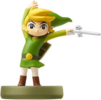 Amiibo Toon Link Wind Waker The Legend Of Zelda