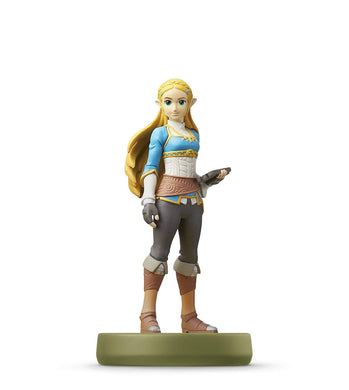 amiibo Zelda Breath of the Wild The Legend of Zelda