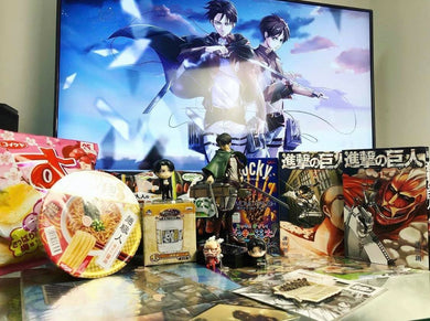 Box attack on titan/shingeki no kyojin