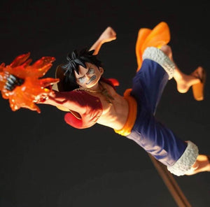 Luffy GX materia one piece