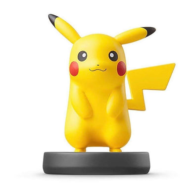 Amiibo pikachu nintendo switch
