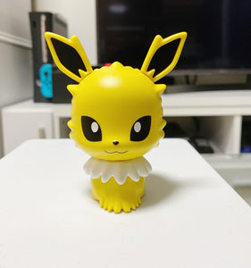 Pokemon Evee Jolteon gashapon 12cm