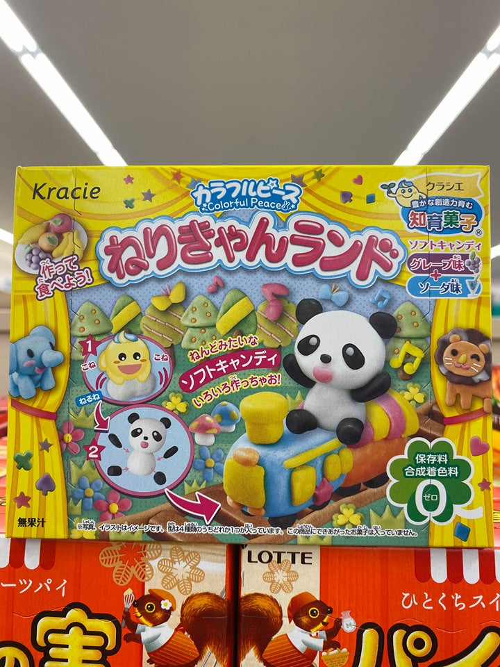 Popin Cookin doces japoneses kracie