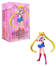 Carregar imagem no visualizador da galeria, Sailor Moon girls memories figure of sailor moon BANPRESTO