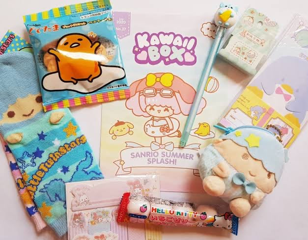 SURPRISE BOX - SANRIO