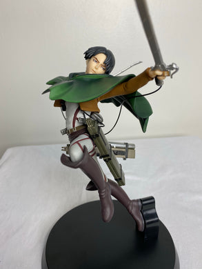 Attack on titan Levi figure