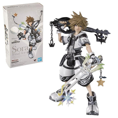 Kingdom Hearts Sora final form SH figuarts disney