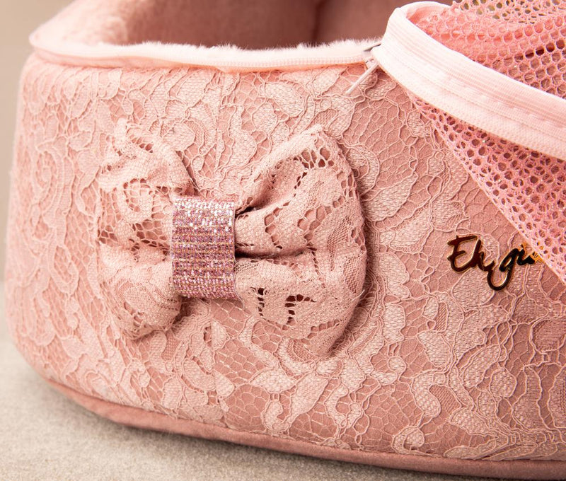 Autostoel Luxury Lace in Antique Rose - Eh Gia