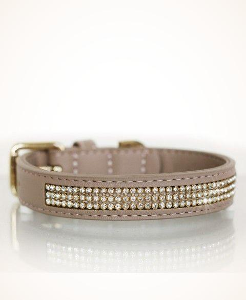 Boraal Halsband in Taupe - Milk & Pepper